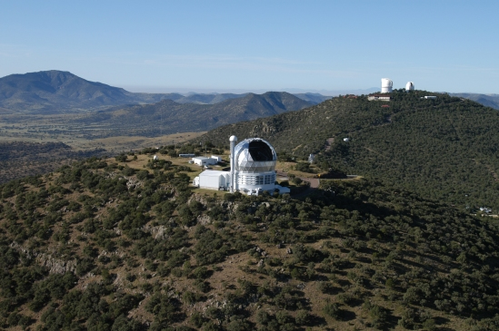 McDonald Observatory Telescopes
